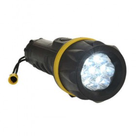 TORCIA IN GOMMA LED