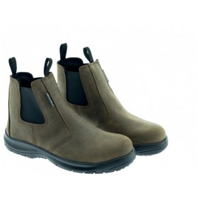 SCARPA B-LIGHT BROWN DA LAVORO
