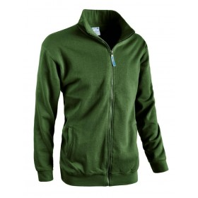 Felpa jump full zip