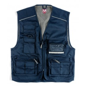 Gilet power smanicato
