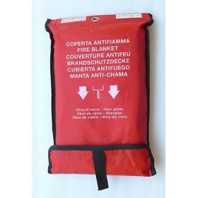 Coperta Anti fiamma in...